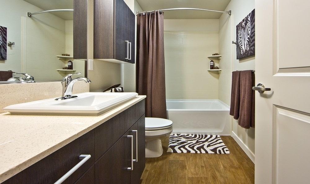 Bathroom at The Lyric