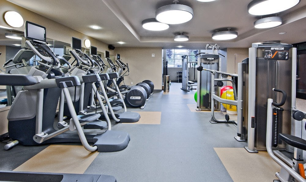 Fitness Centre at The Lyric