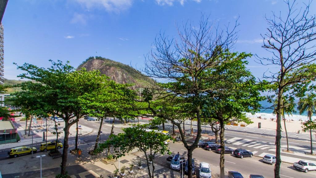 Views at Zen Tone Apartment, Praia Do Leme, Rio de Janeiro
