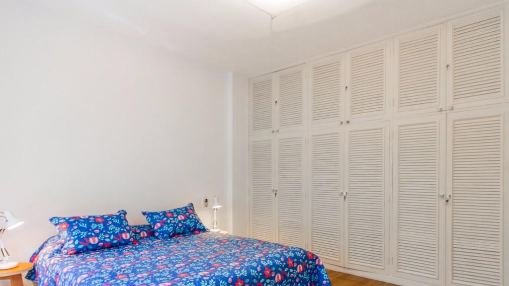 Bedroom at Zen Tone Apartment, Praia Do Leme, Rio de Janeiro