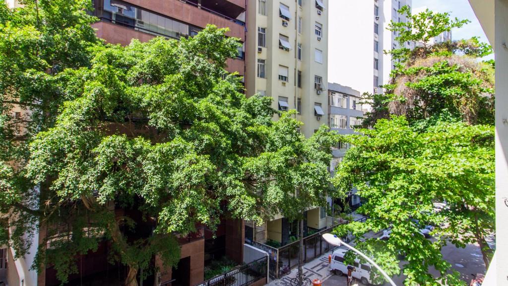 Building at Zen Tone Apartment, Praia Do Leme, Rio de Janeiro