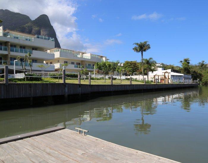 Views at Paraiso Barra Apartment, Joa, Rio de Janeiro