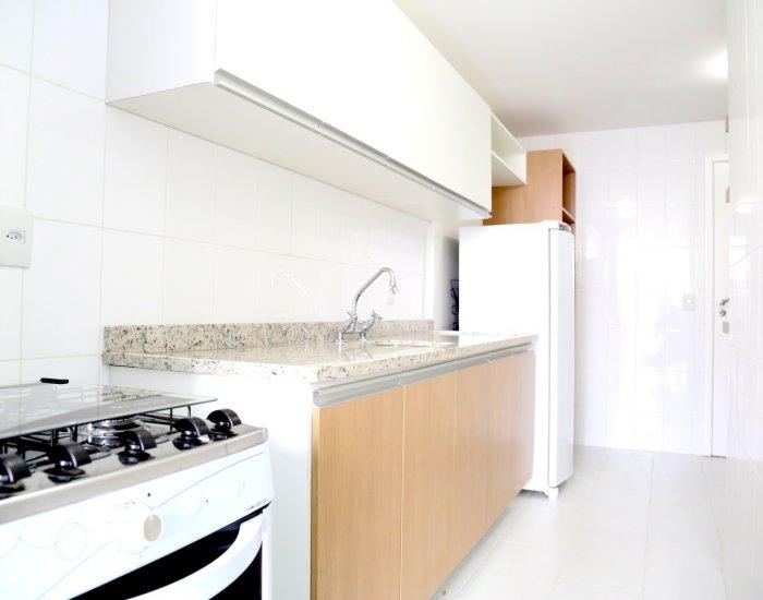 Appliances at Paraiso Barra Apartment, Joa, Rio de Janeiro