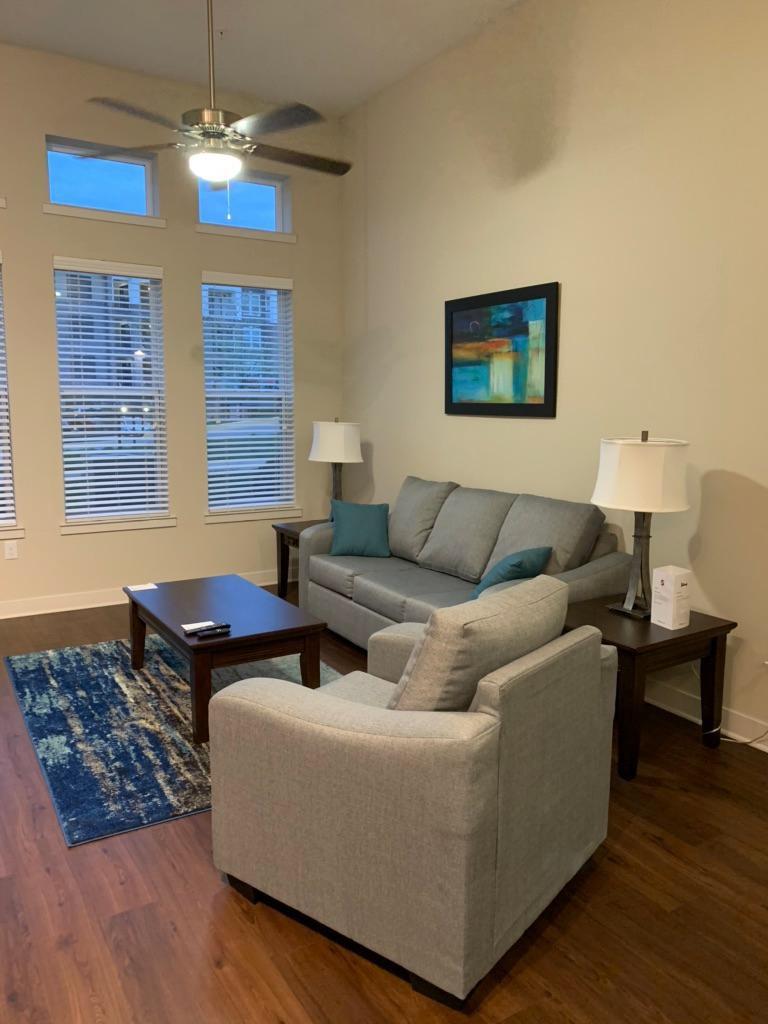 Living Room at The Artessa
