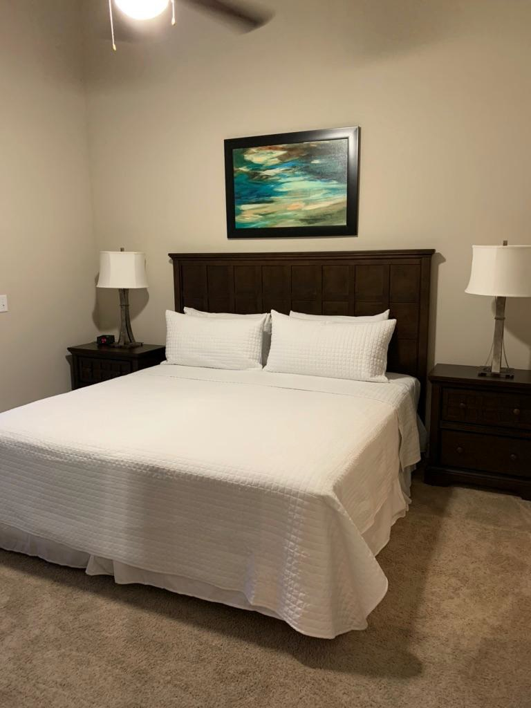 Bedroom at The Artessa
