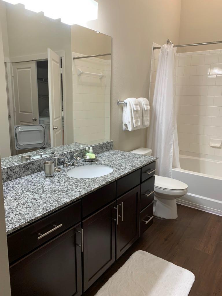 Bathroom at The Artessa