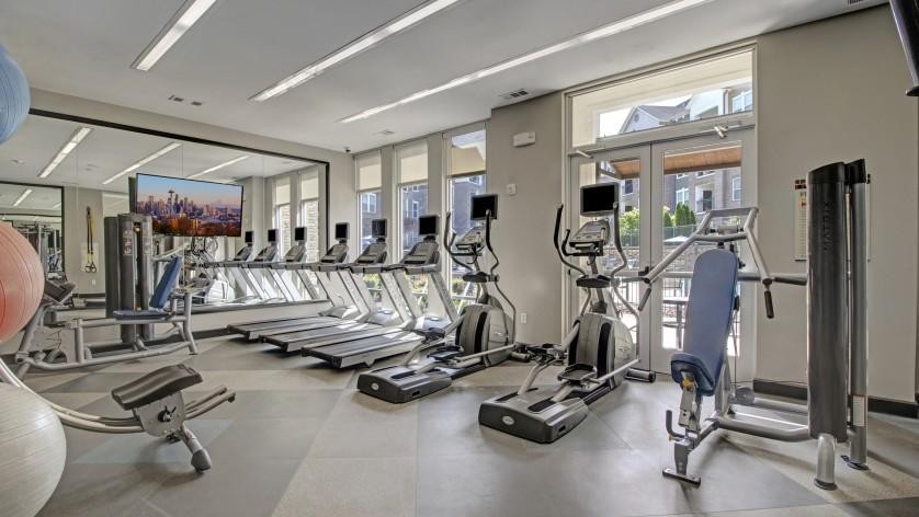 Fitness Centre at The Artessa