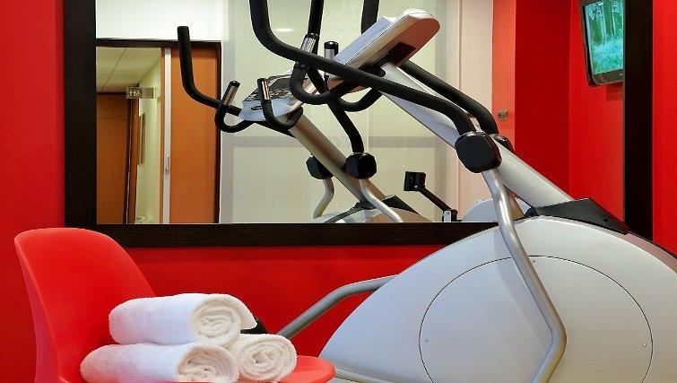 Practical gym in Adagio Nantes Centre