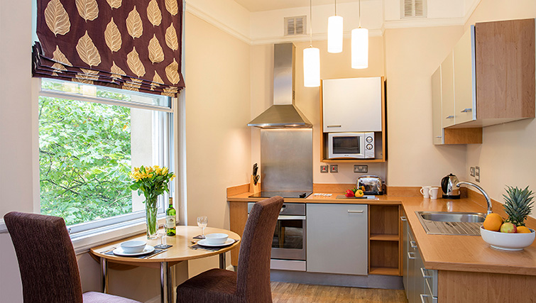 Kitchen at SACO Bristol - West India House