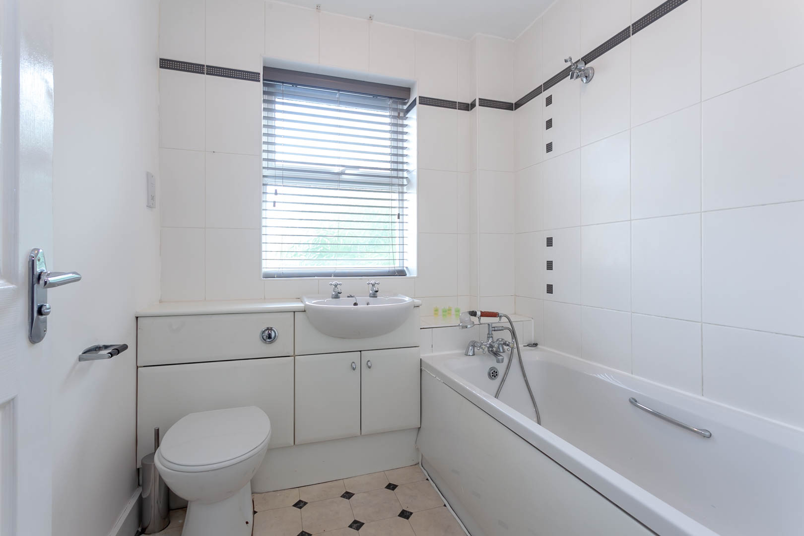 Bathroom at St Marys House, Latchford, Warrington