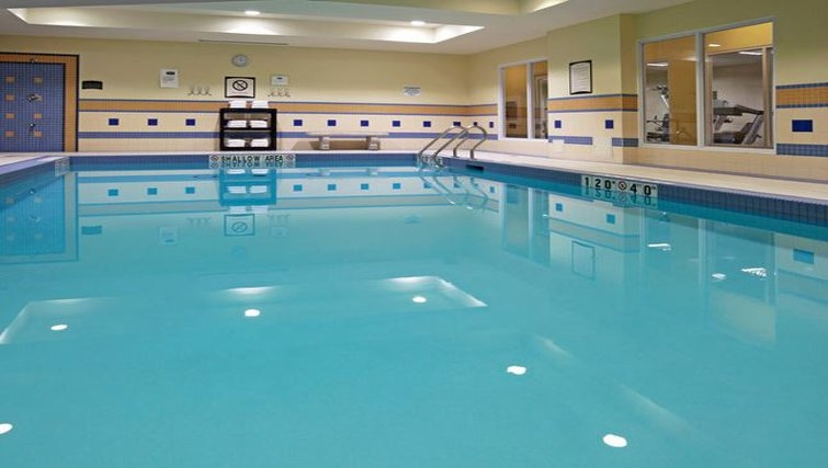 Large pool in Staybridge Suites-Guelph