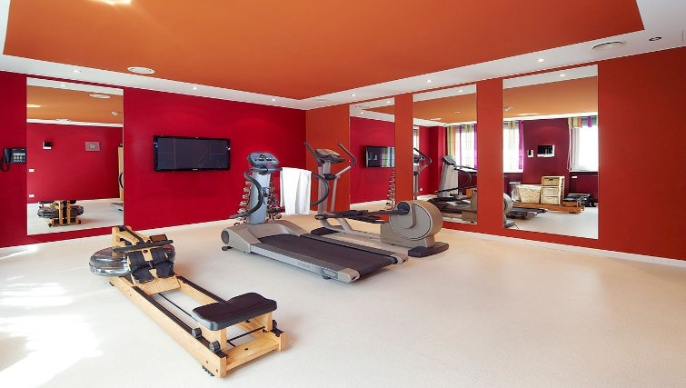 Welcoming gym in Adagio Muenchen City