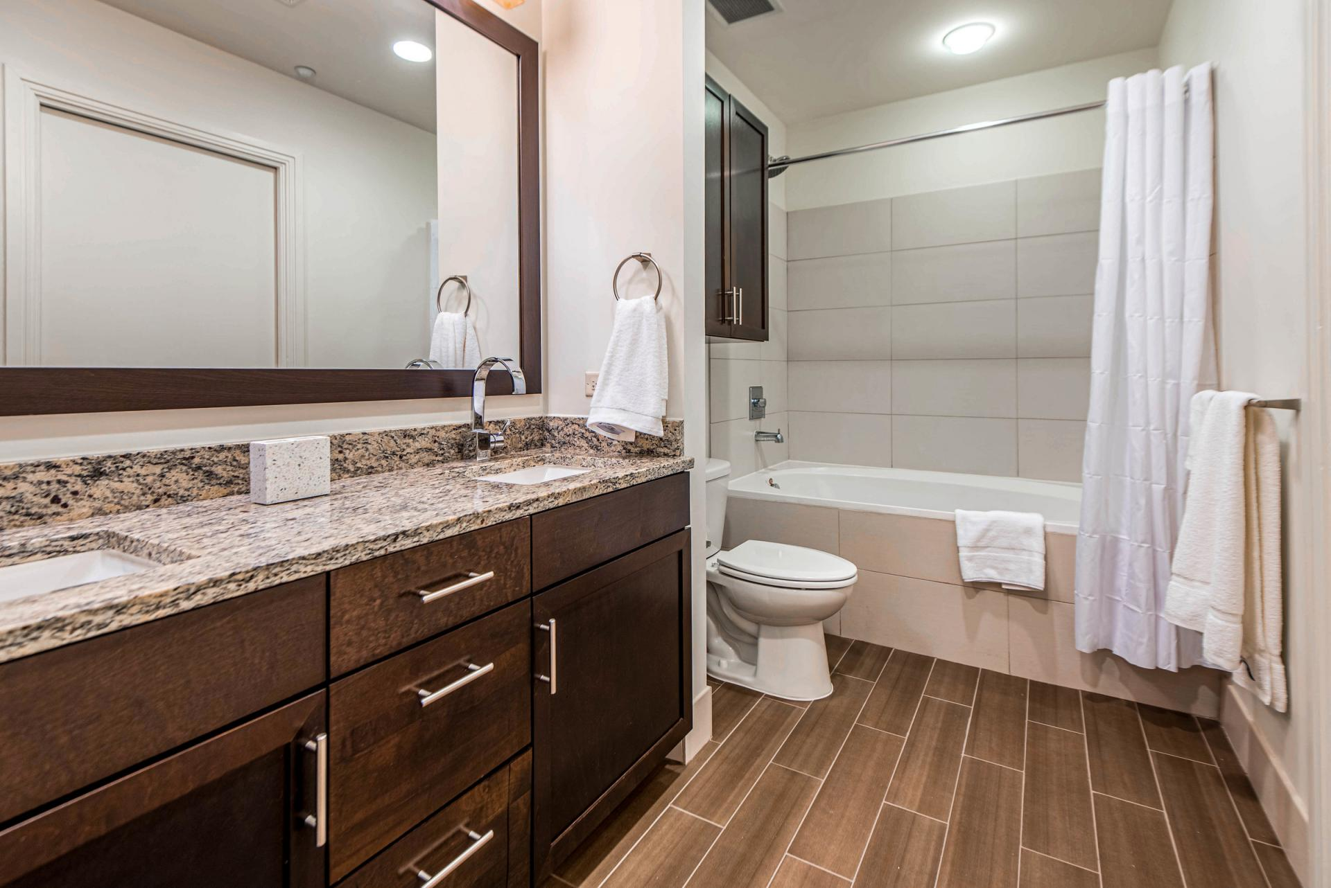 Landing Furnished Apartments At The Whitley Austin