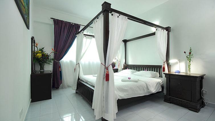 Fantastic bedroom in Kuala Lumpur Serviced Apartments