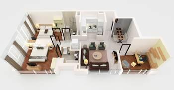 2 bed premier apartment