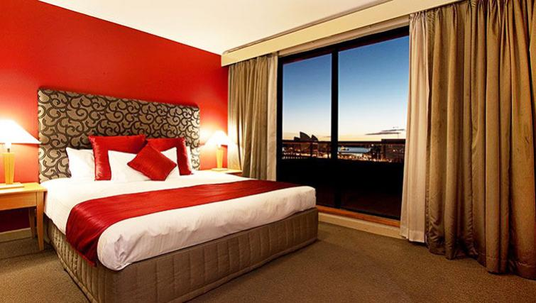 Bedroom at Rendezvous Hotel Sydney The Rocks