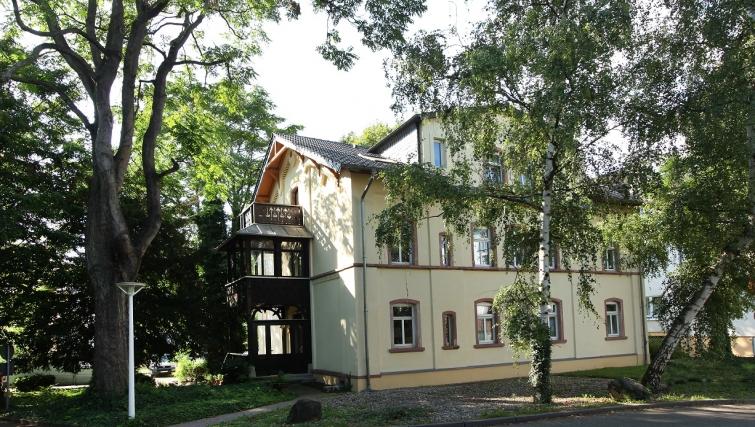 Exterior of Lindner Congress Apartments Frankfurt