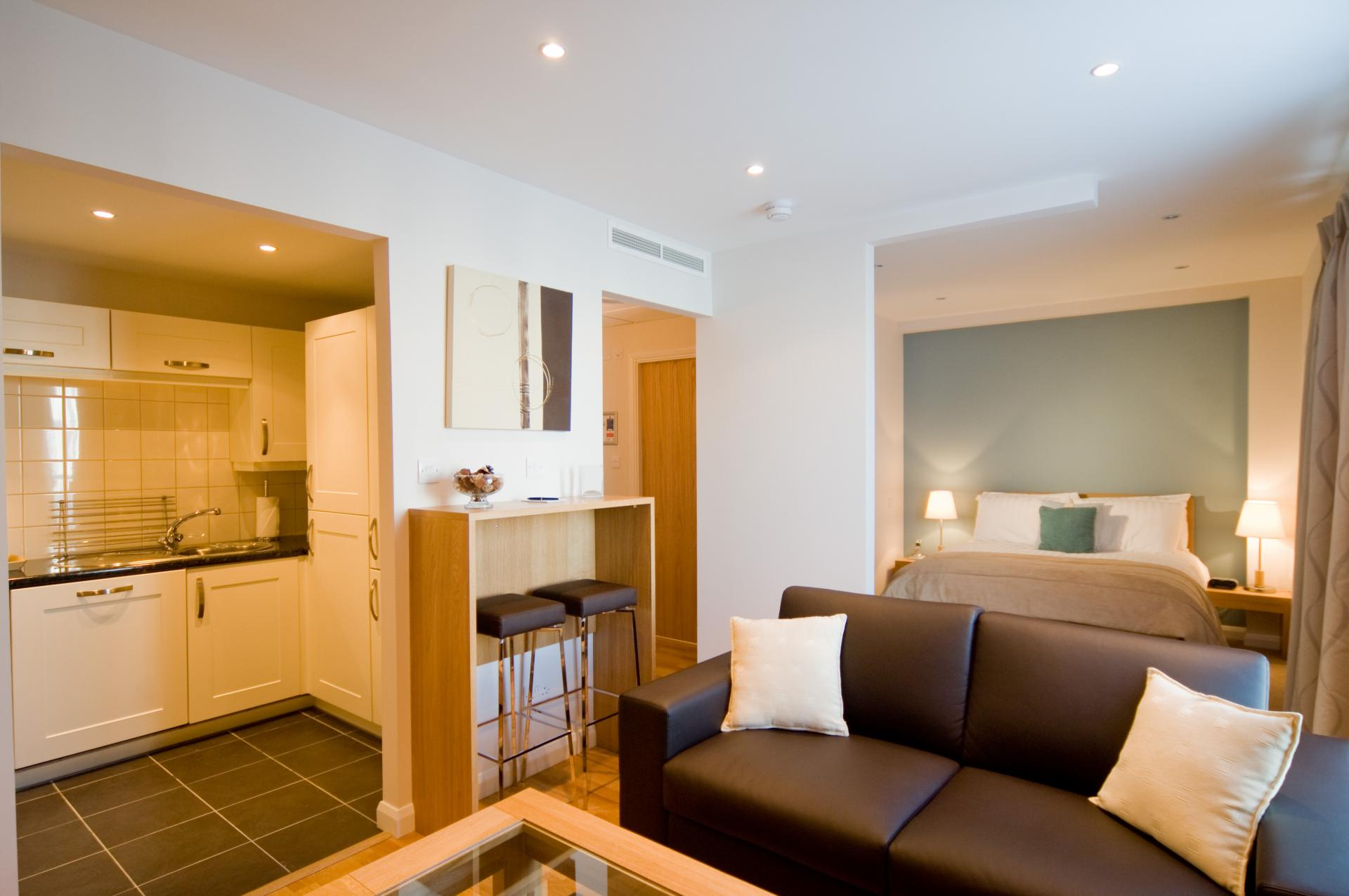 Corporate Serviced Apartments In Jersey - SilverDoor