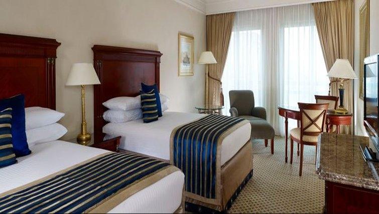 Gorgeous bedroom in InterContinental Cairo Citystars