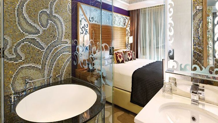 Bathroom in InterContinental Cairo Citystars