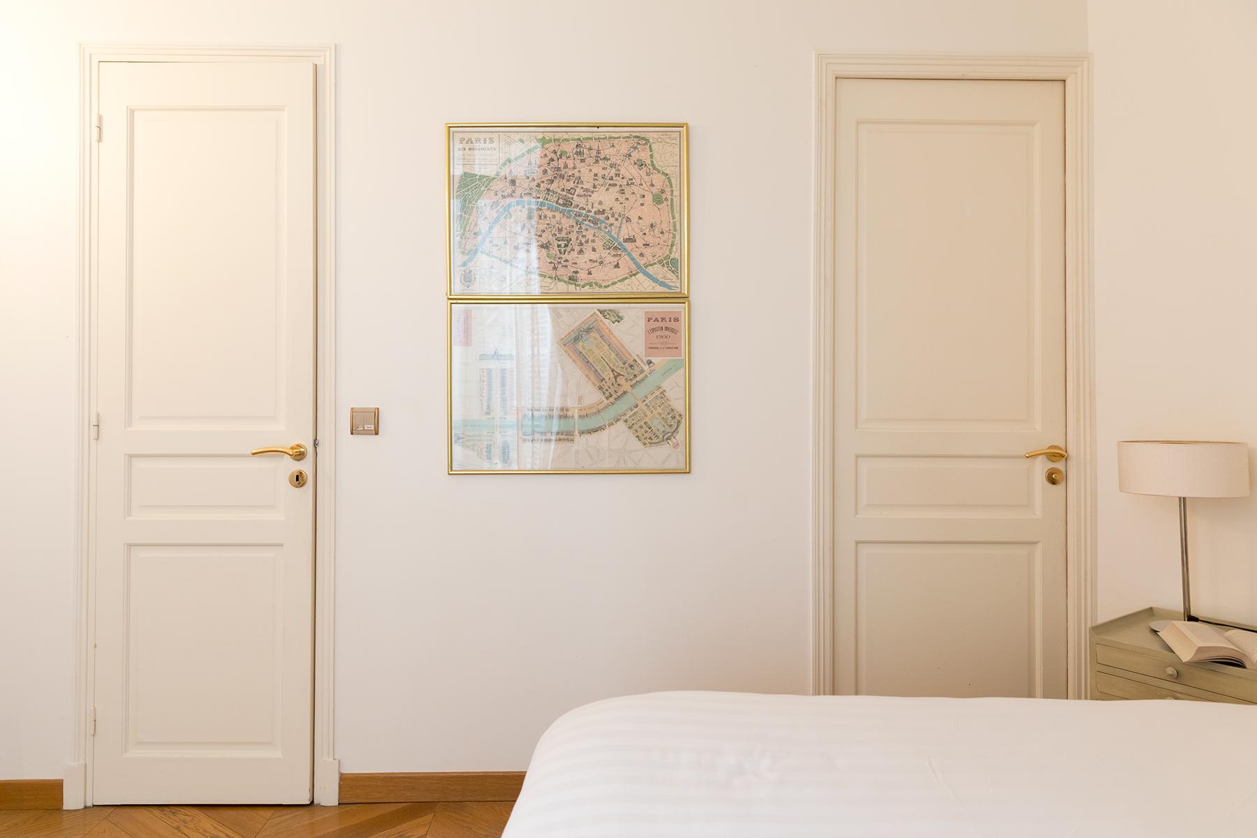 Artwork at Apartment Monceau Chic, 9th Arr, Paris
