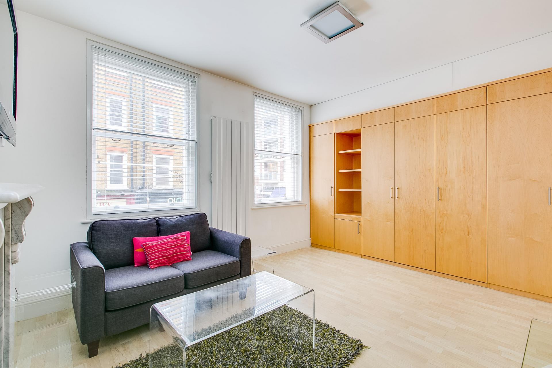 Storage in 34 James Street Apartments