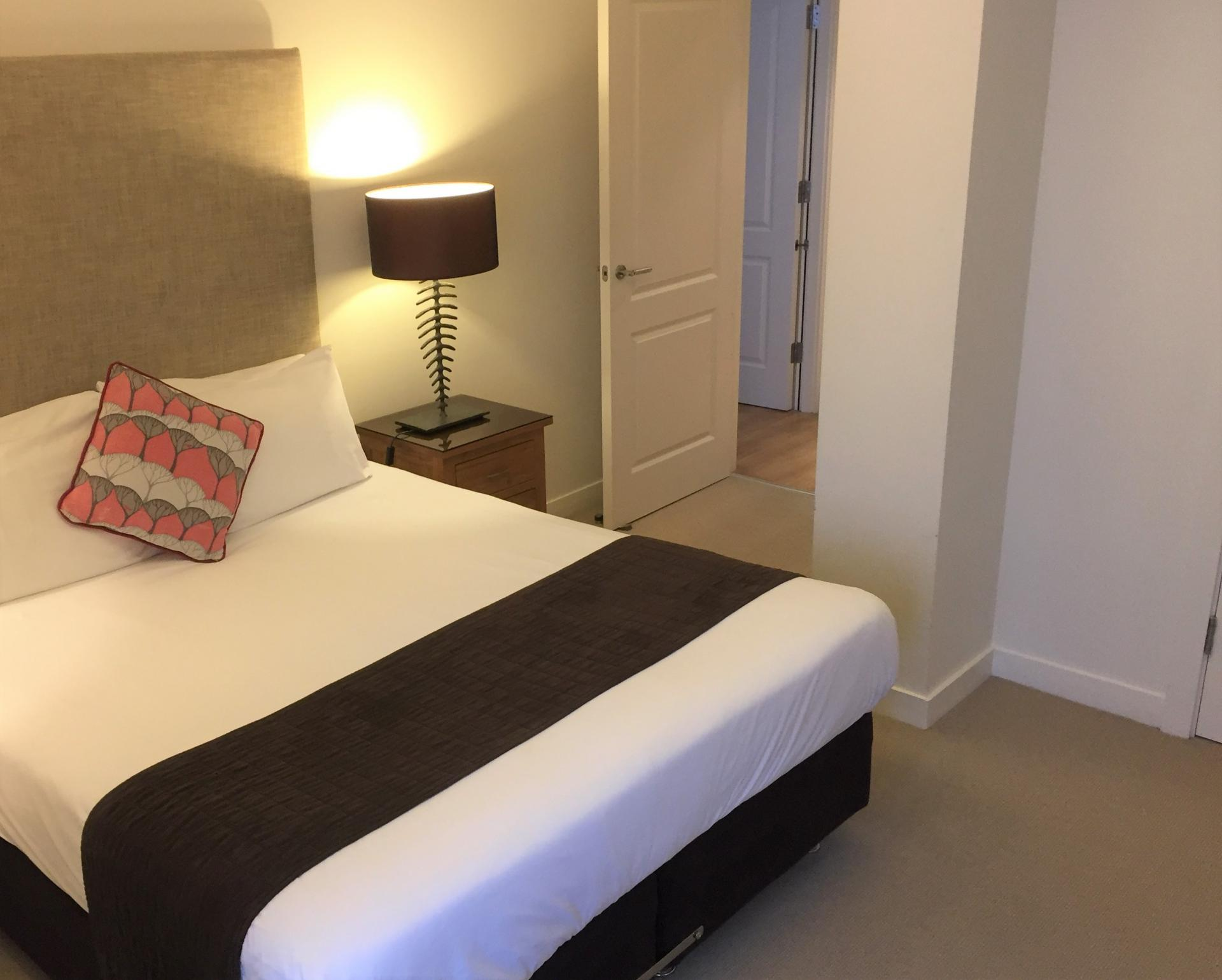 Bed at Inverness High Street Apartments, Centre, Inverness