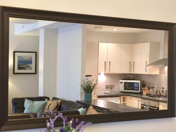 Mirror at Inverness High Street Apartments, Centre, Inverness