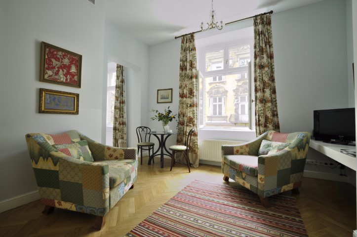Armchairs at Krakow Old Town Apartments