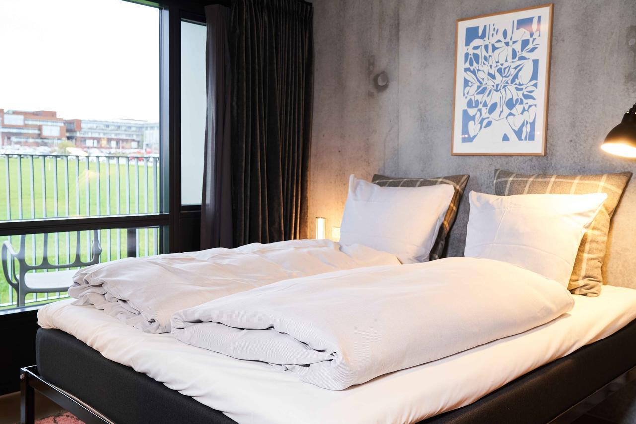 Bedroom at Tueager Apartment, Aarhus N, Aarhus