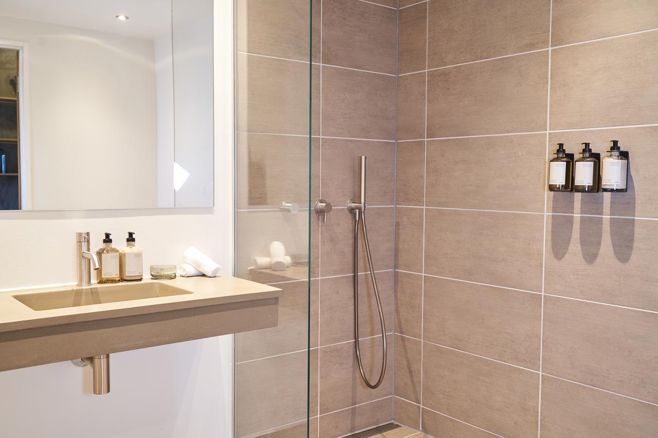Bathroom at Tueager Apartment, Aarhus N, Aarhus