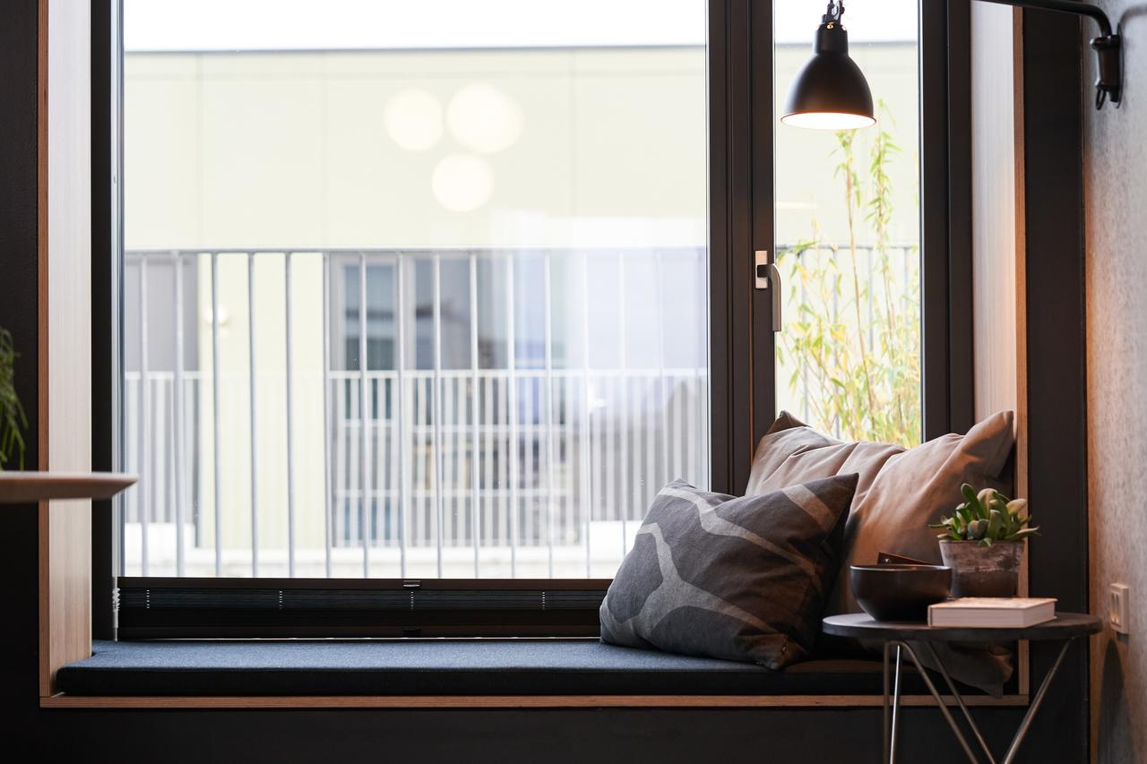 Window seat at Tueager Apartment, Aarhus N, Aarhus