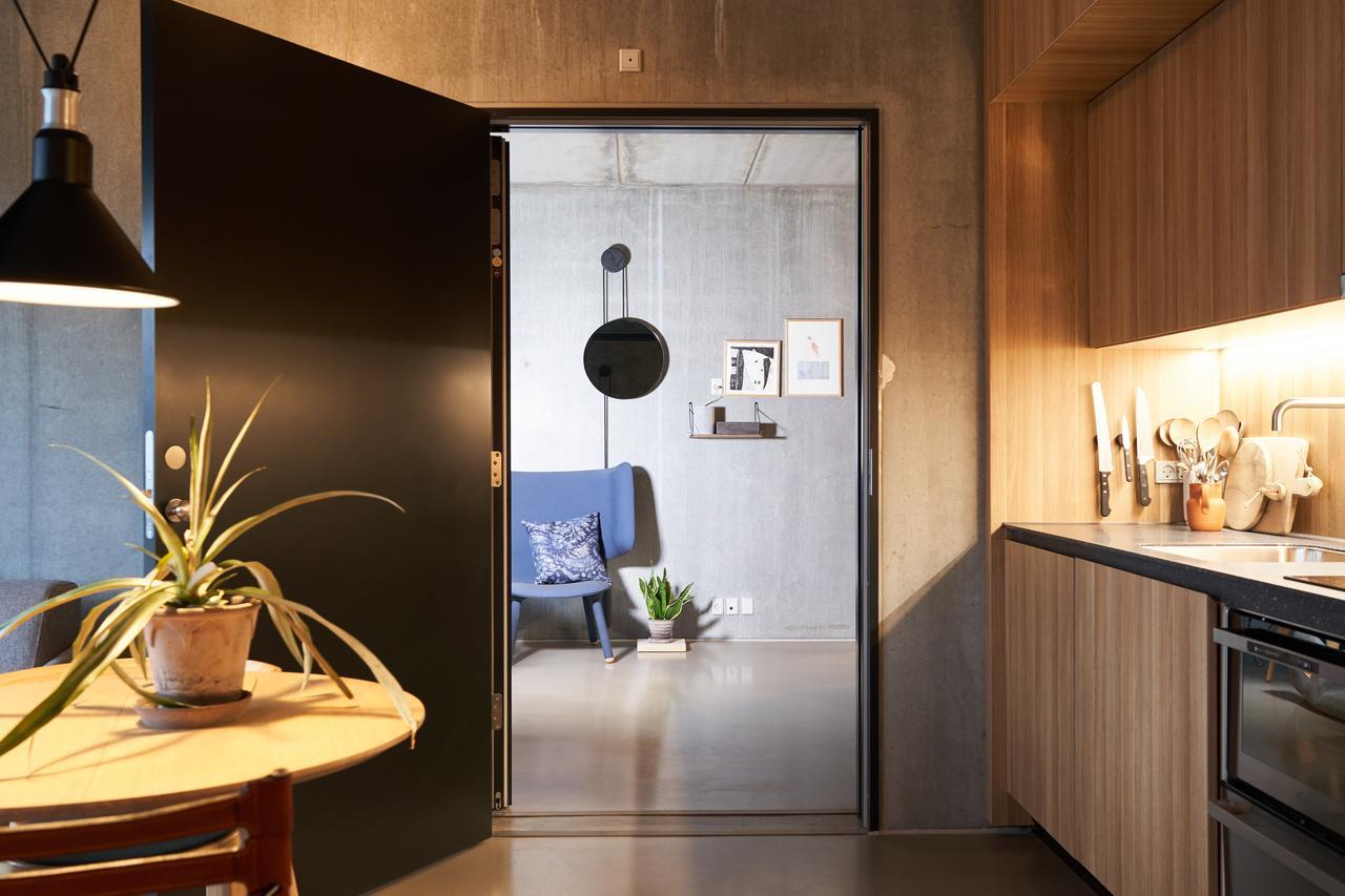 Layout at Tueager Apartment, Aarhus N, Aarhus