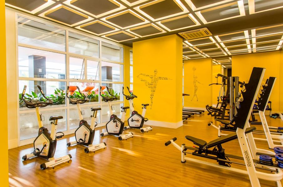 Gym at Corrientes Green, Brooklin, Sao Paulo