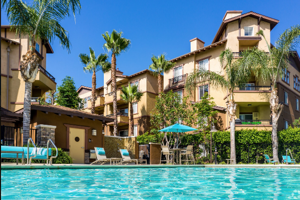 Found 56 Serviced Apartments in Los Angeles | SilverDoor ...