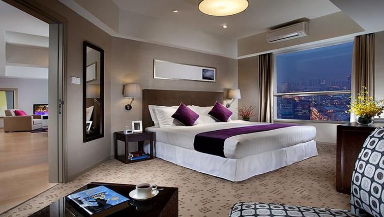 Amazing bedroom in Somerset Heping Apartments