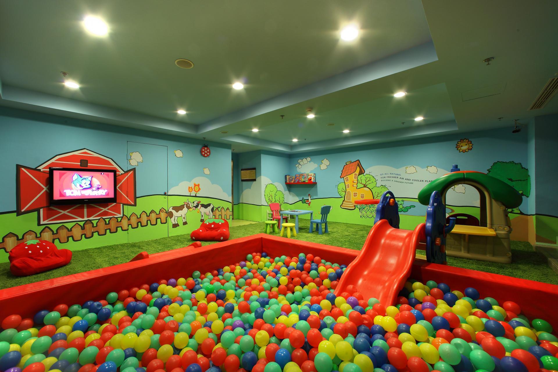 Playroom at Somerset Heping Apartments