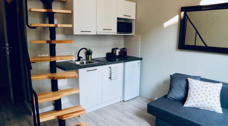 Open-plan ar Mielczarskiego Apartments, Śródmieście, Lodz