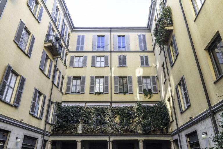 Exterior of Jasmine Attic, Centre, Milan