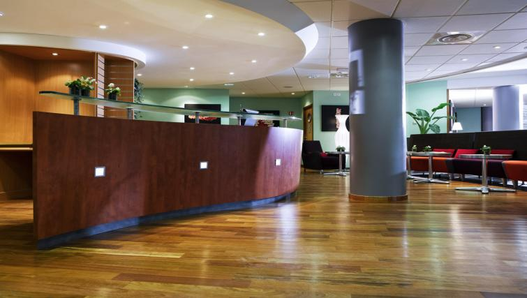 Lobby at Adagio Aix en Provence Centre