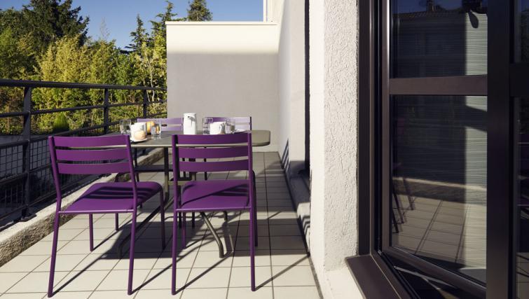 Table at Adagio Aix en Provence Centre