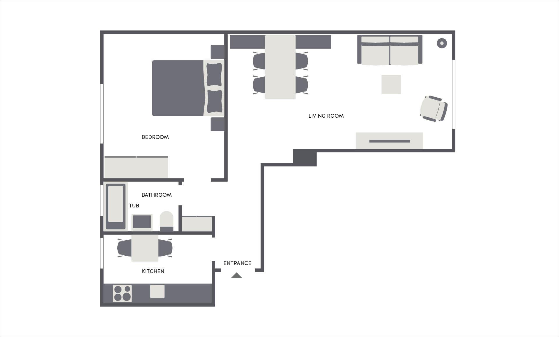 Florastrasse 26 Apartments, Seefeld, Zurich