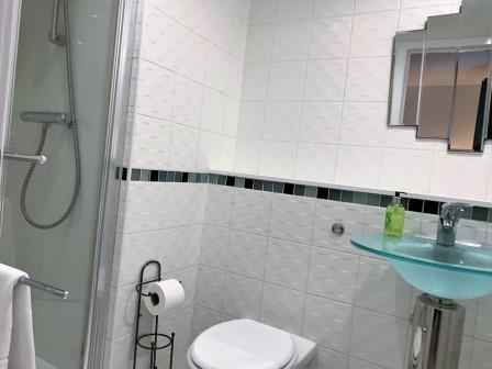 Shower at Clyde Waterfront Apartment