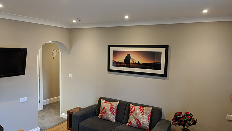 Lounge atPeartree Serviced Apartments