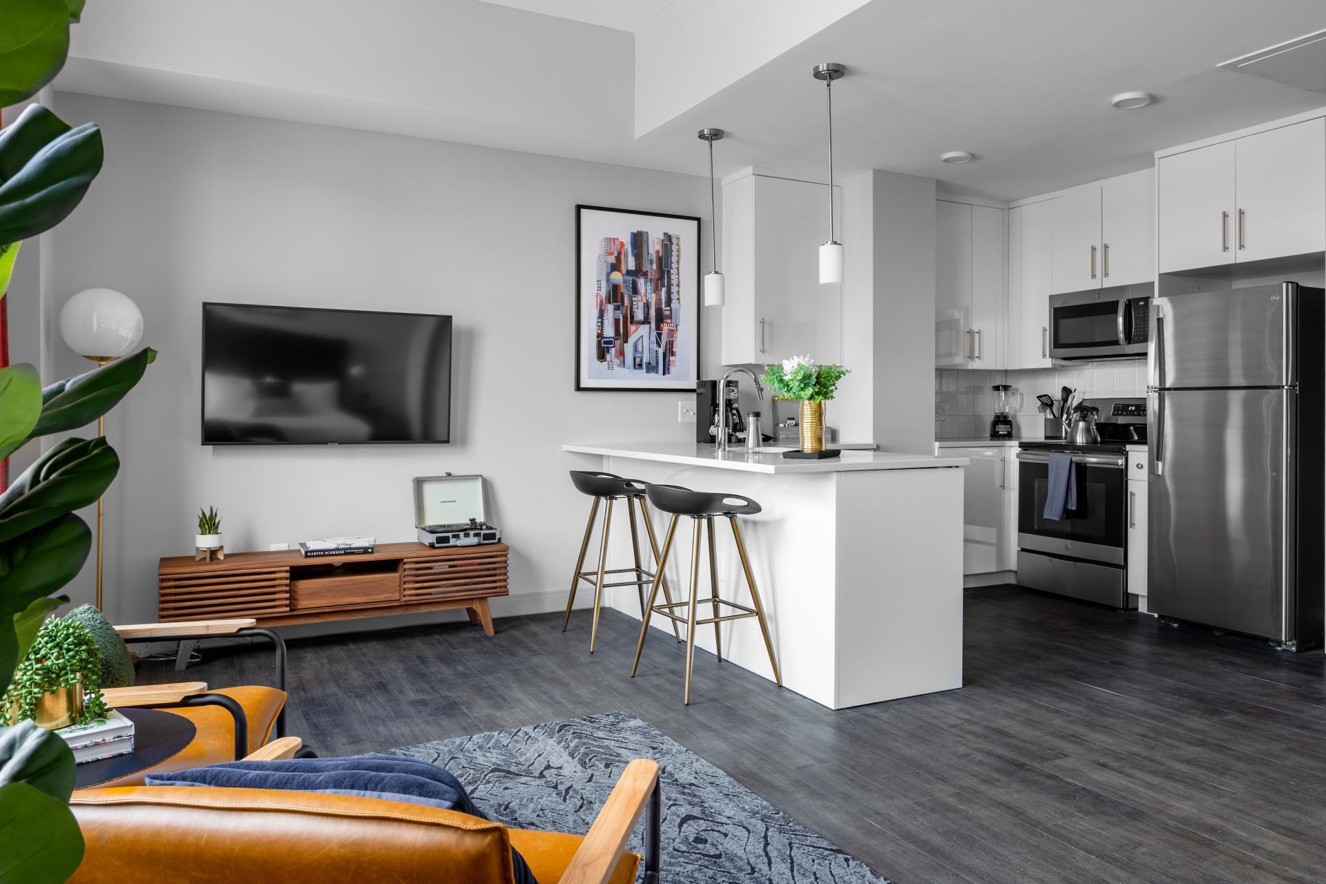 Vine Street Downtown Apartments, Cincinnati, SilverDoor ...