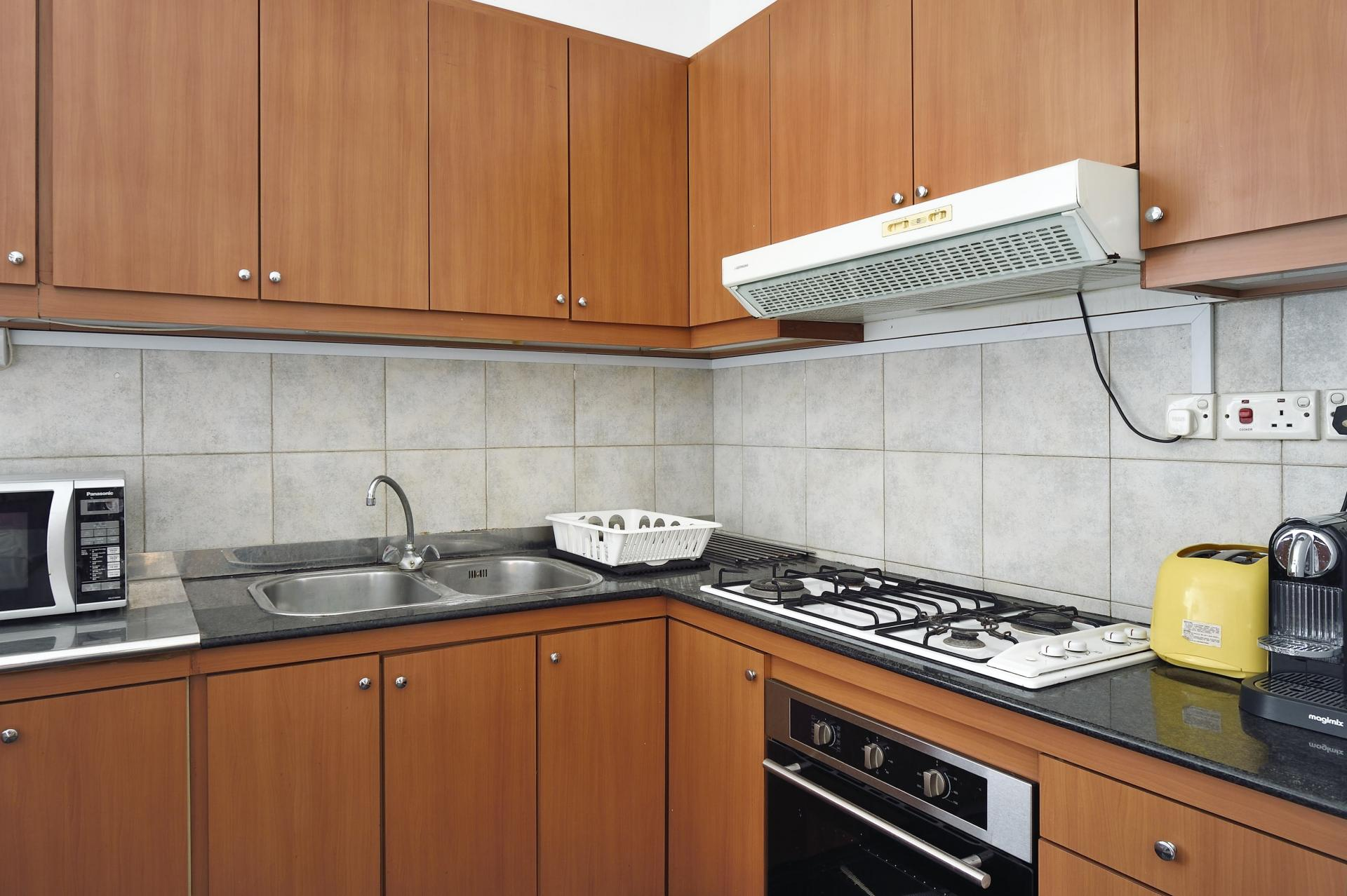 Kitchen at Cavenagh House Apartments, Kallang, Singapore