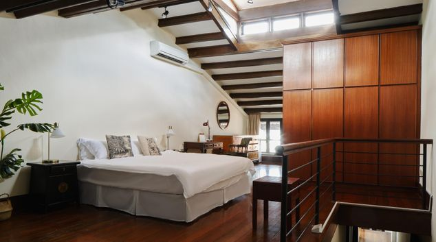 Bedroom at Banda House Apartments, Orchard, Singapore