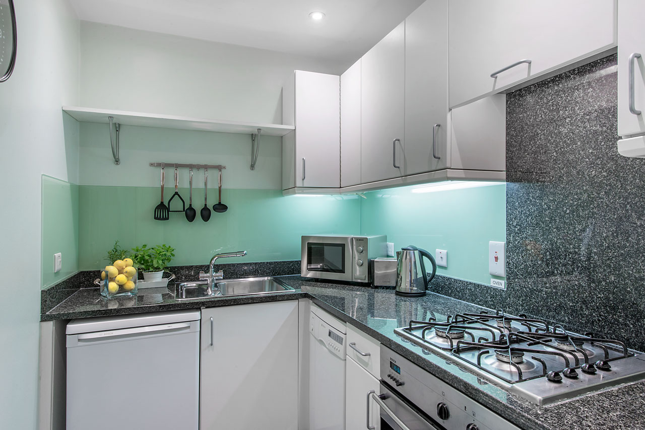 Kitchen at Chelsea - Draycott Place Apartments, Chelsea, London