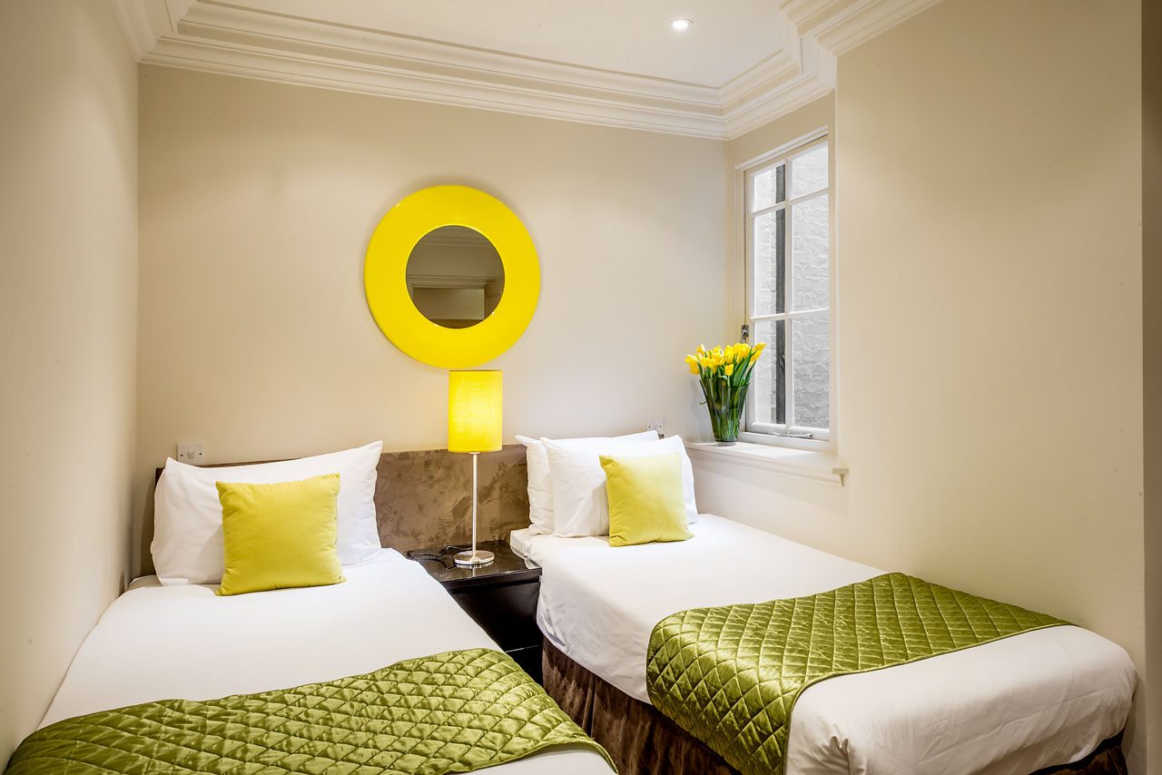 Beds at Chelsea - Draycott Place Apartments, Chelsea, London