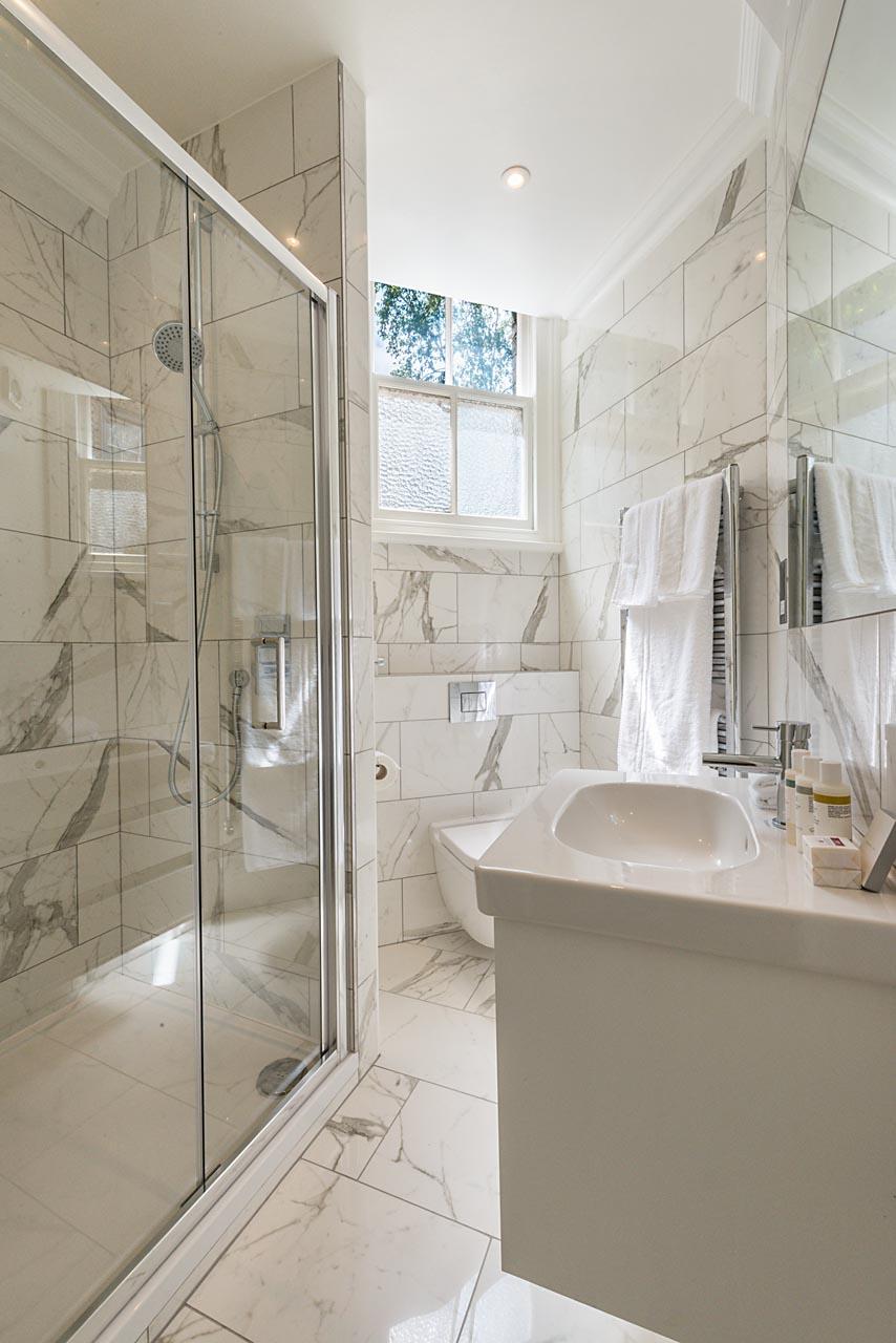 Bathroom at Chelsea- Sloane Avenue Apartments, Chelsea, London